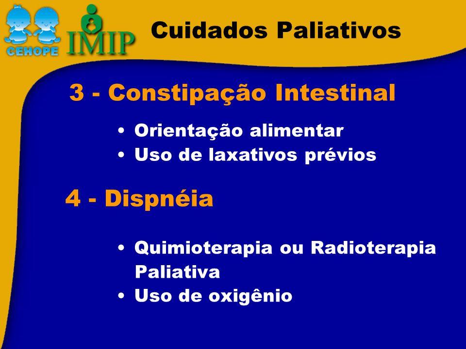 3 - Constipação Intestinal