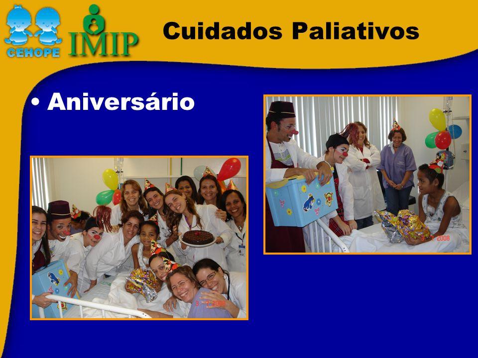 Cuidados Paliativos Aniversário