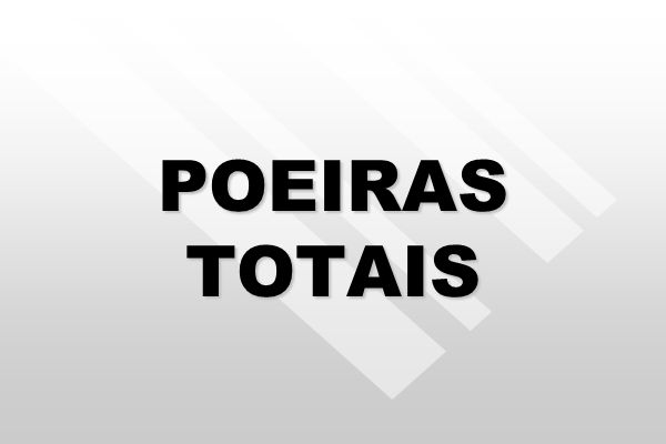 POEIRAS TOTAIS