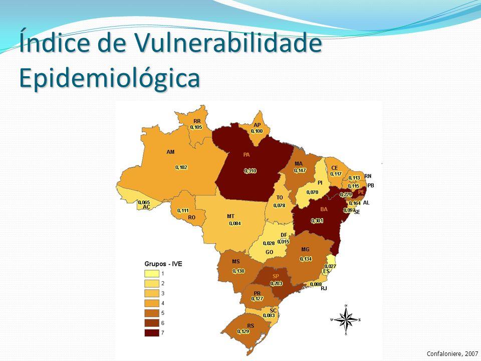 Índice de Vulnerabilidade Epidemiológica