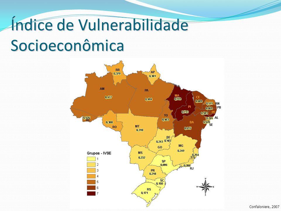 Índice de Vulnerabilidade Socioeconômica