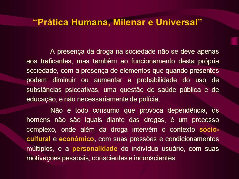 Prática Humana, Milenar e Universal