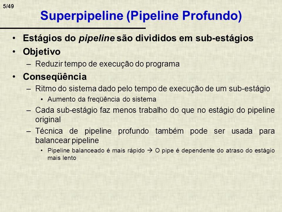 Superpipeline (Pipeline Profundo)