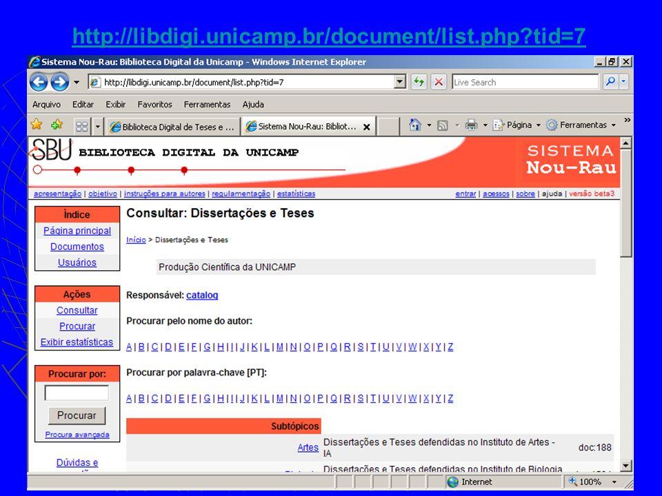 http://libdigi.unicamp.br/document/list.php tid=7