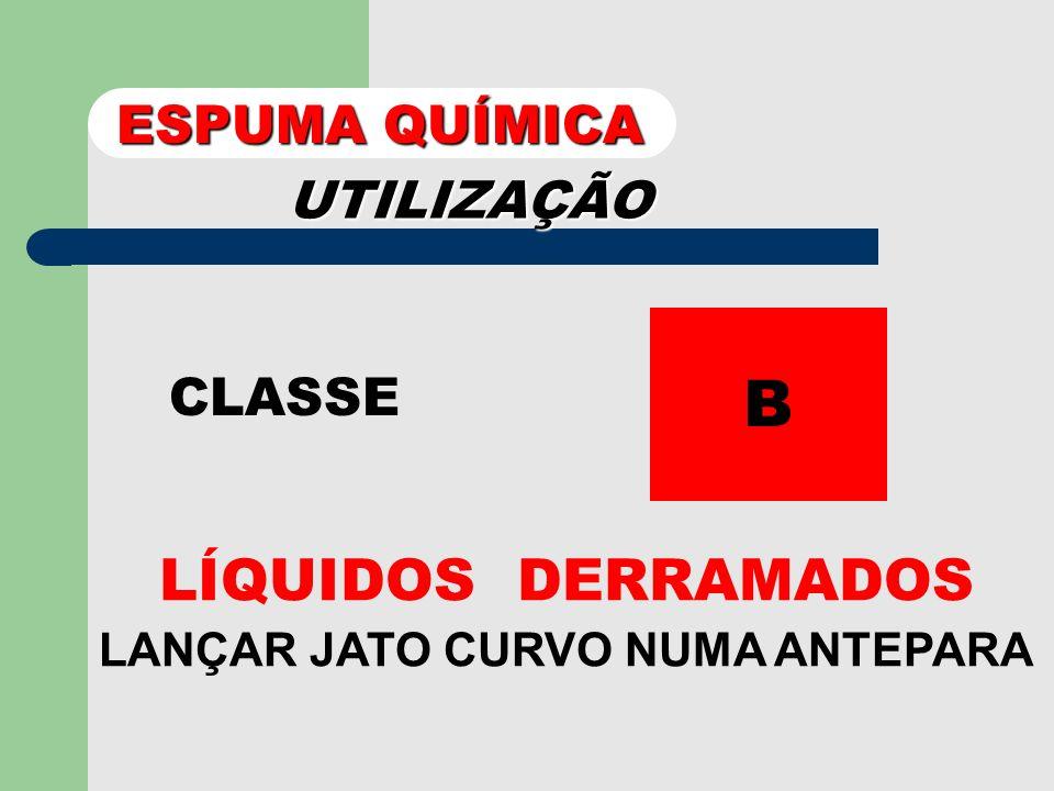LANÇAR JATO CURVO NUMA ANTEPARA