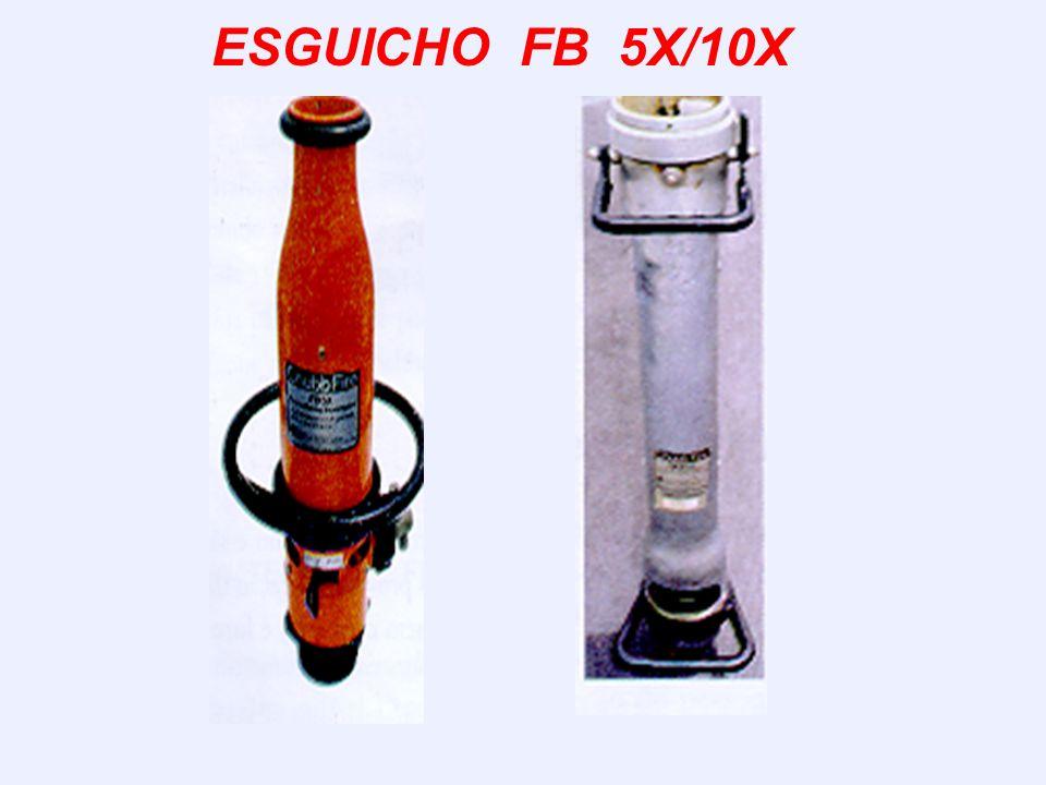 ESGUICHO FB 5X/10X