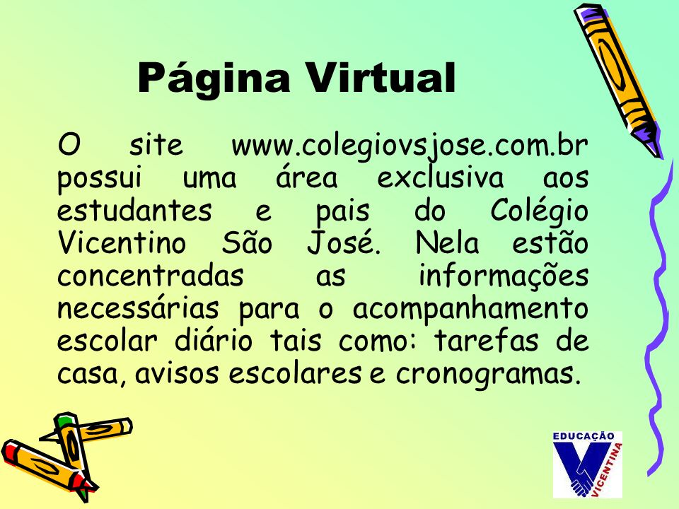 Página Virtual