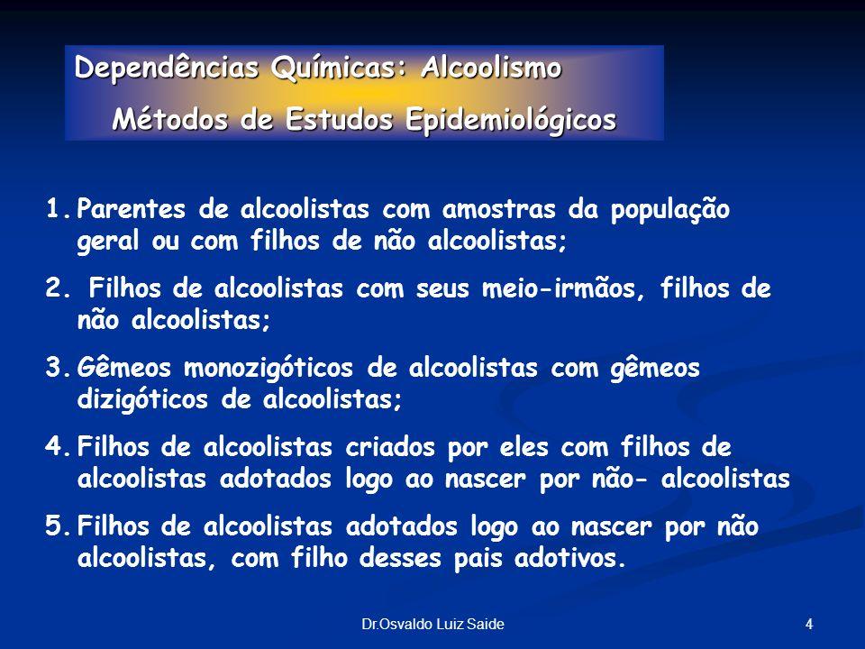 Métodos de Estudos Epidemiológicos