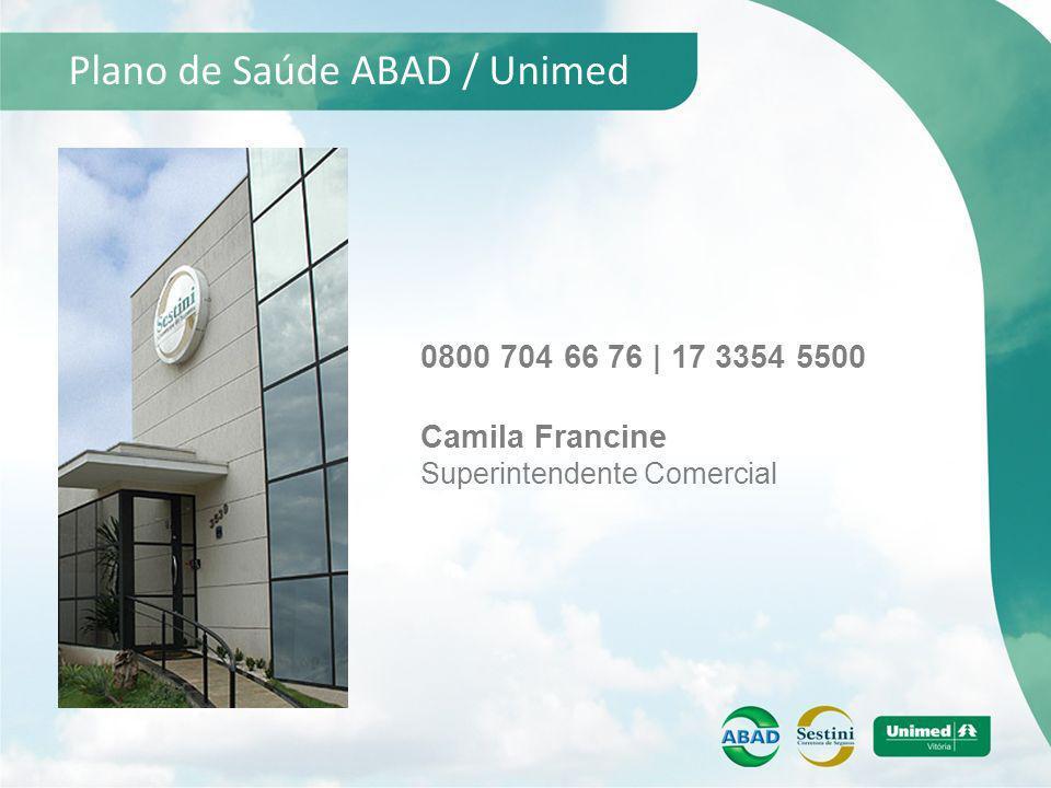 Plano de Saúde ABAD / Unimed