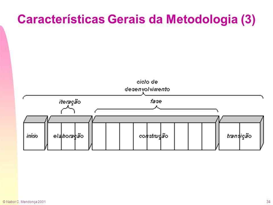 Características Gerais da Metodologia (3)