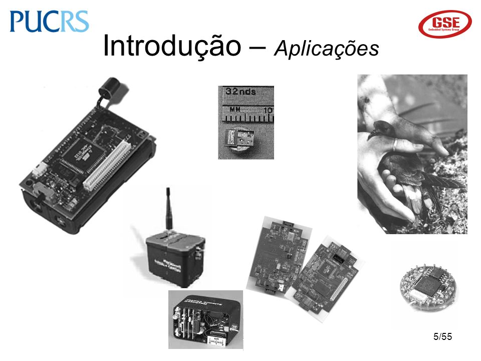 Introdução – Aplicações