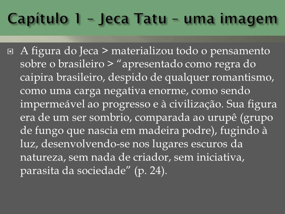 Capítulo 1 – Jeca Tatu – uma imagem