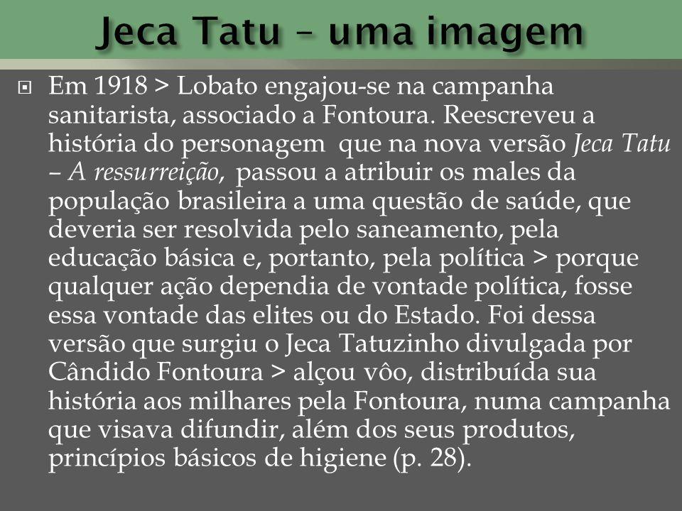 Jeca Tatu – uma imagem