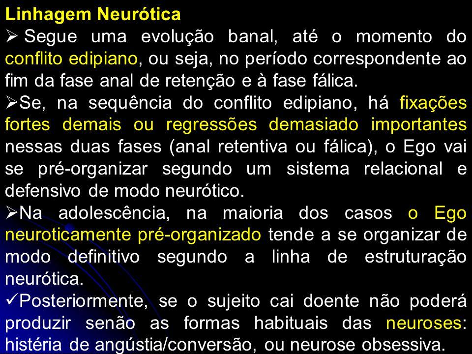 Linhagem Neurótica