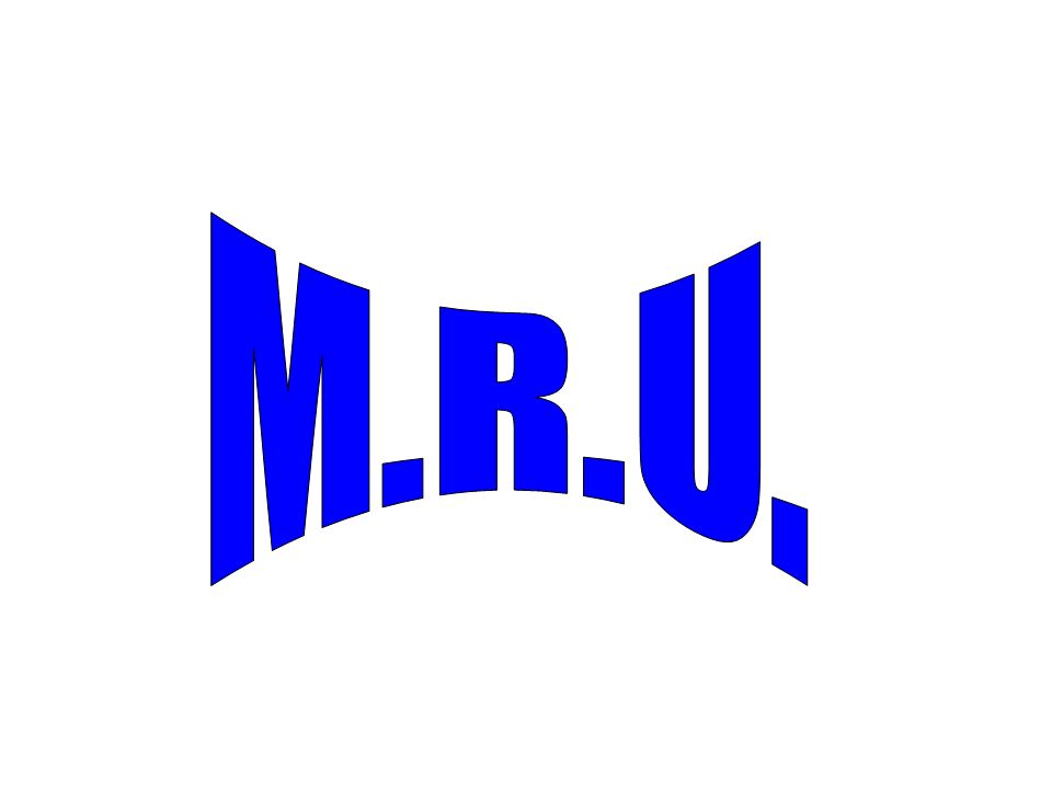 M.R.U.