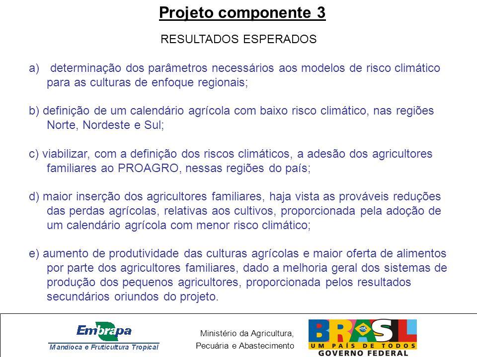 Projeto componente 3 RESULTADOS ESPERADOS