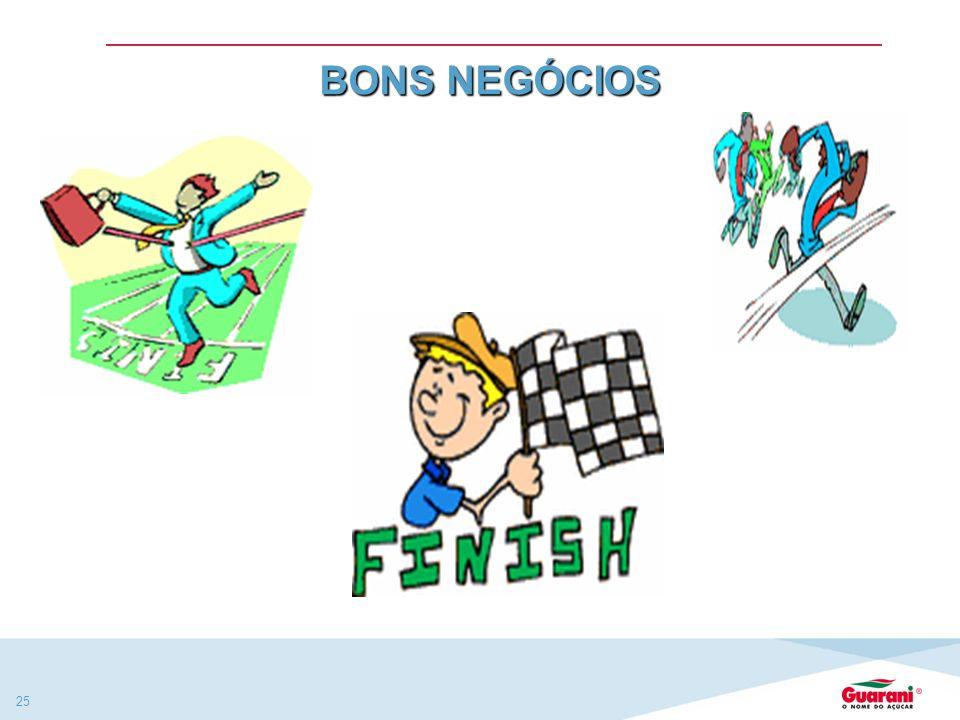 BONS NEGÓCIOS 25