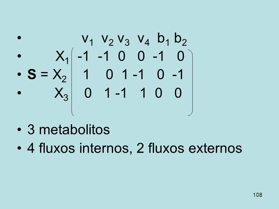 v1 v2 v3 v4 b1 b2X1 -1 -1 0 0 -1 0. S = X2 1 0 1 -1 0 -1. X3 0 1 -1 1 0 0.