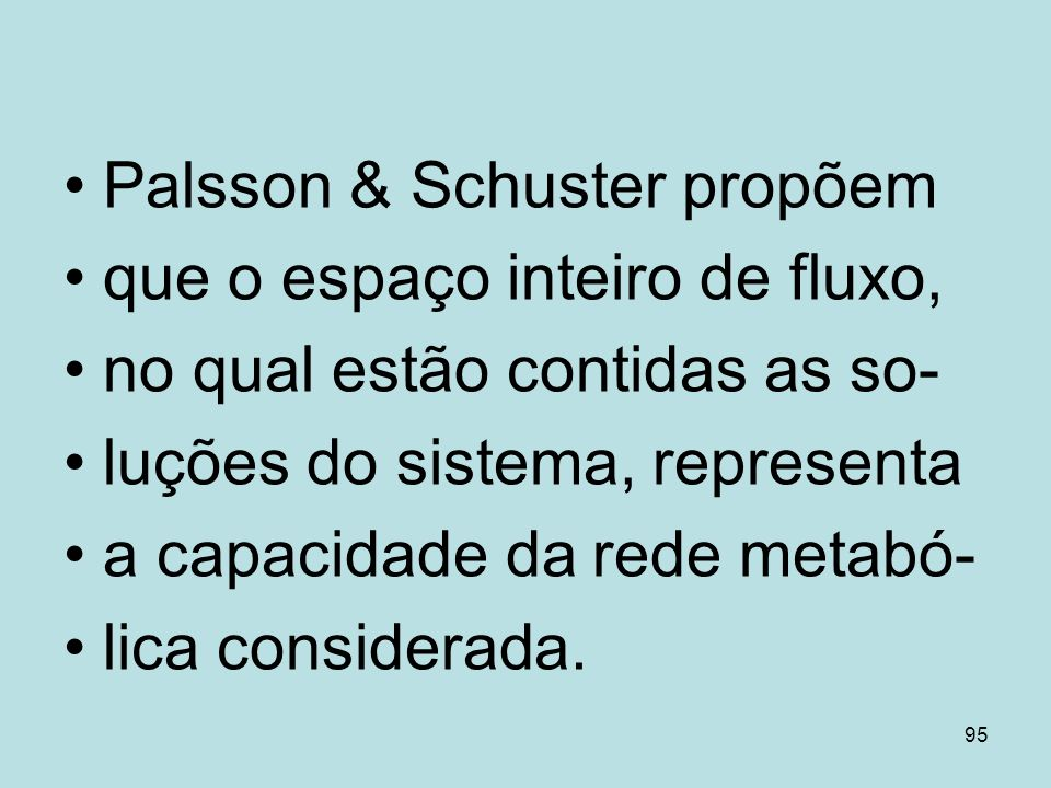 Palsson & Schuster propõem