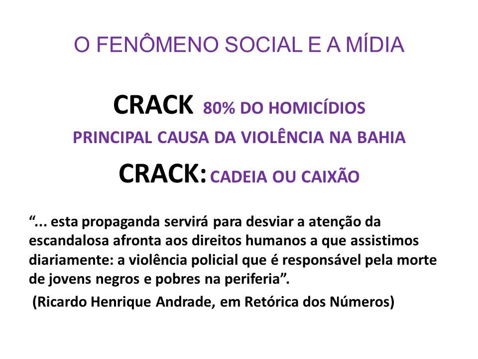 O FENÔMENO SOCIAL E A MÍDIA