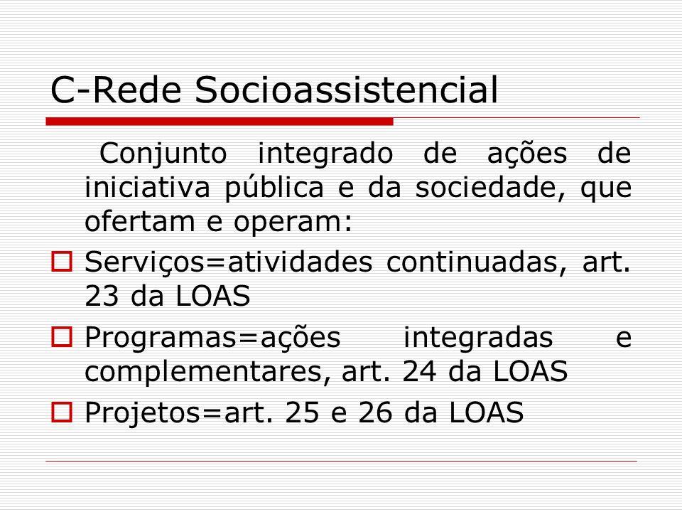 C-Rede Socioassistencial