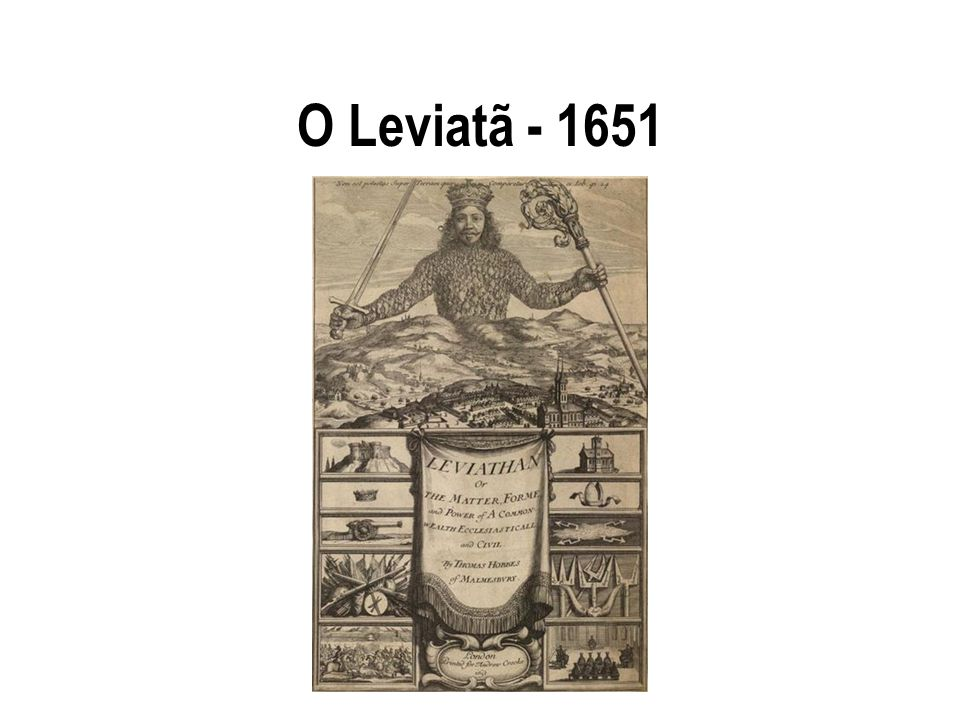 O Leviatã - 1651