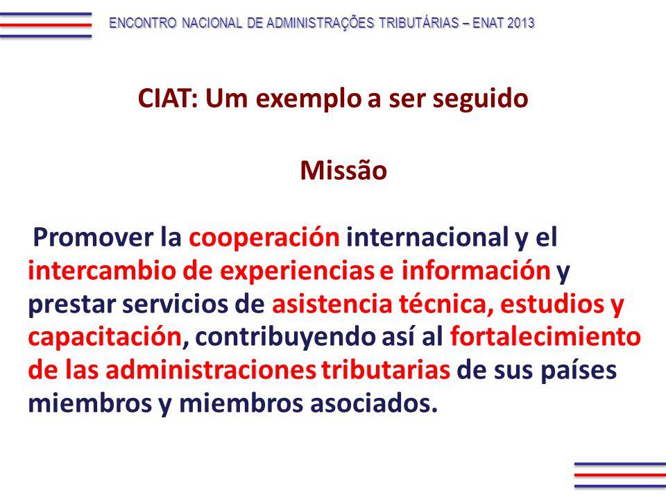 CIAT: Um exemplo a ser seguido