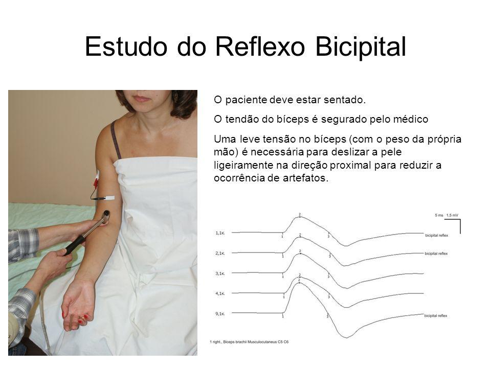 Estudo do Reflexo Bicipital