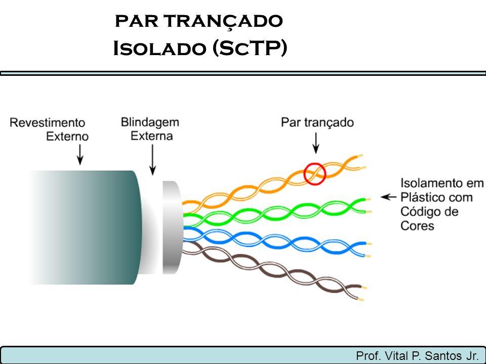 par trançado Isolado (ScTP)
