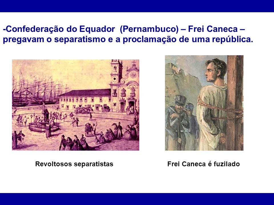 Revoltosos separatistas