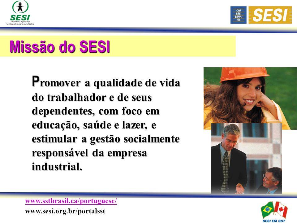 Missão do SESI