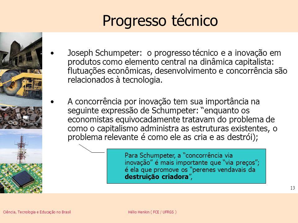 Progresso técnico