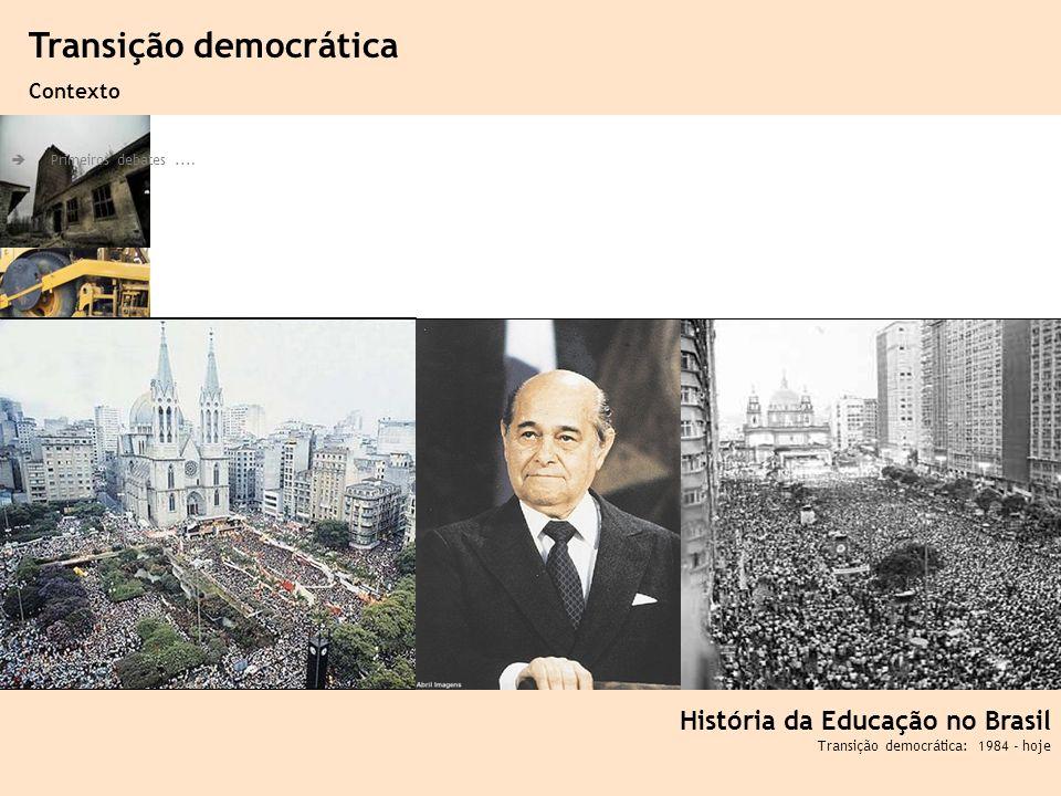 Transição democrática
