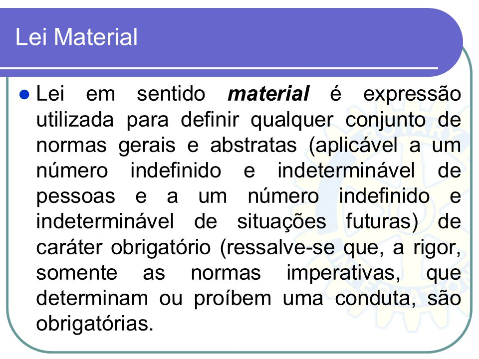 Lei Material