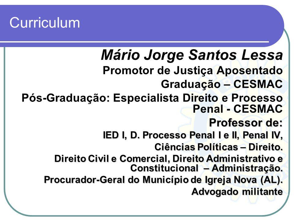 Mário Jorge Santos Lessa
