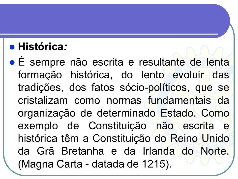 Histórica: