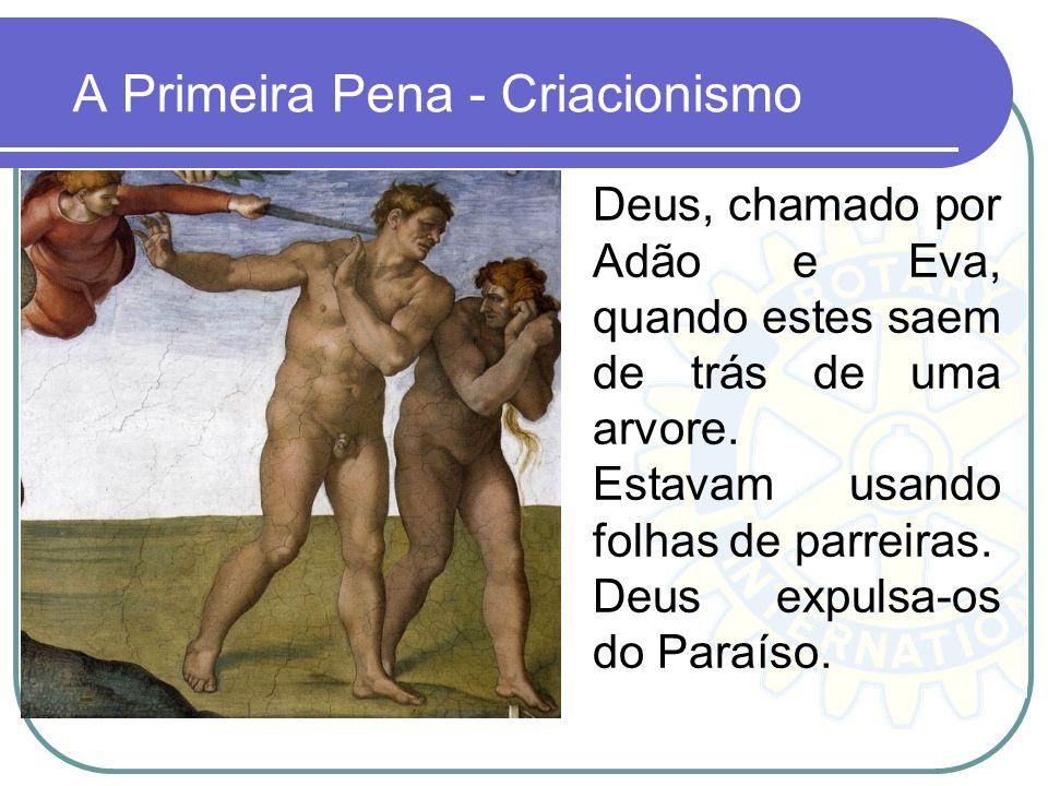 A Primeira Pena - Criacionismo