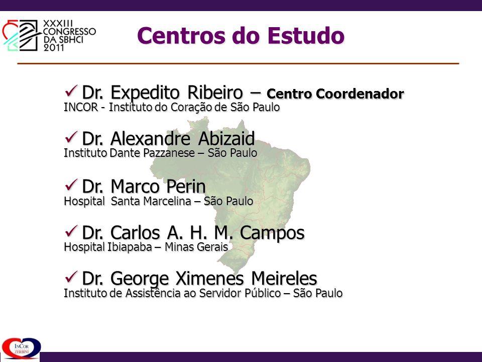 Centros do Estudo Dr. Expedito Ribeiro – Centro Coordenador