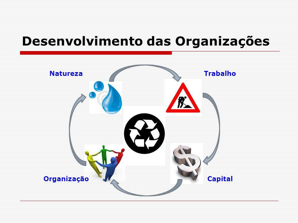 Desenvolvimento das Organizações