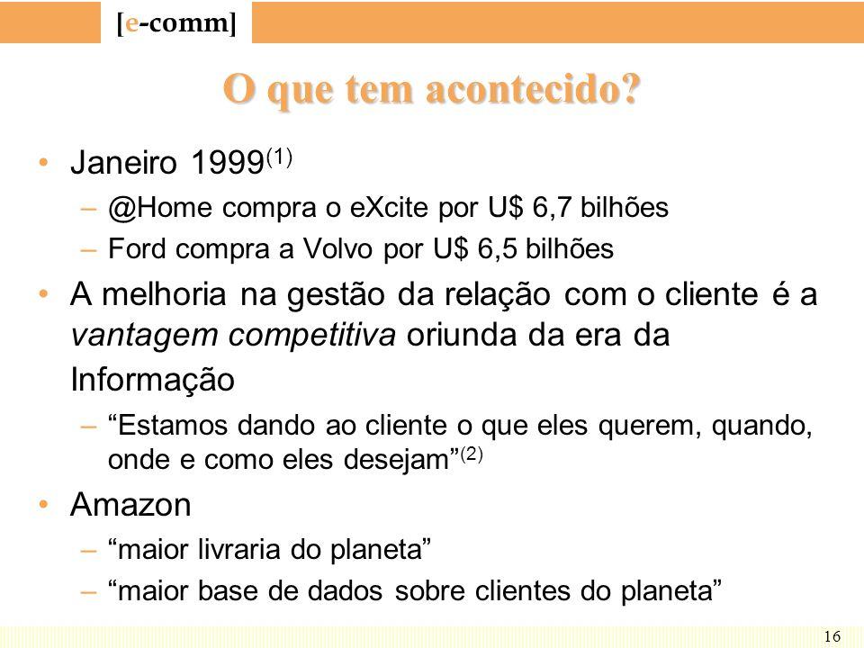 O que tem acontecido Janeiro 1999(1)