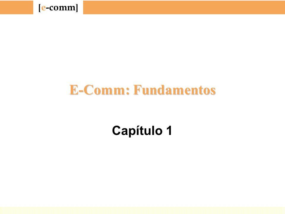 E-Comm: Fundamentos Capítulo 1
