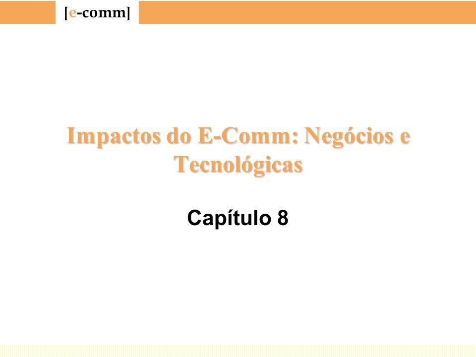 Impactos do E-Comm: Negócios e Tecnológicas