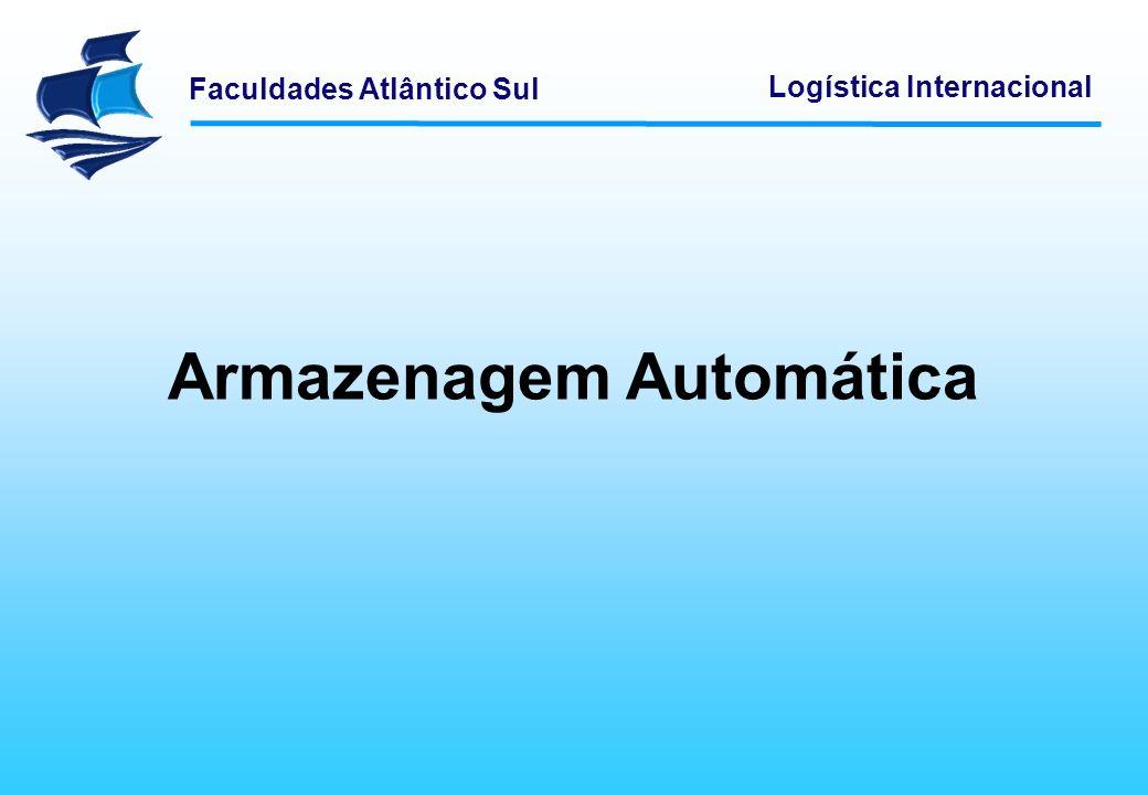 Armazenagem Automática