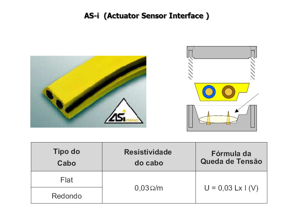 AS-i (Actuator Sensor Interface )