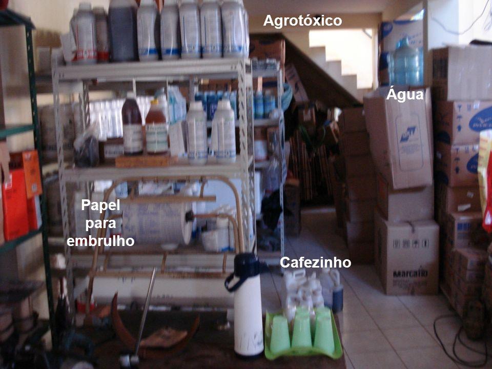 Agrotóxico Água Papel para embrulho Cafezinho