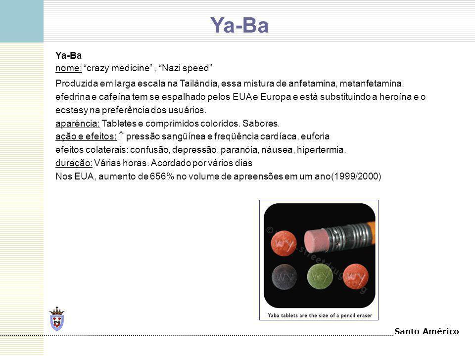 Ya-Ba Ya-Ba nome: crazy medicine , Nazi speed