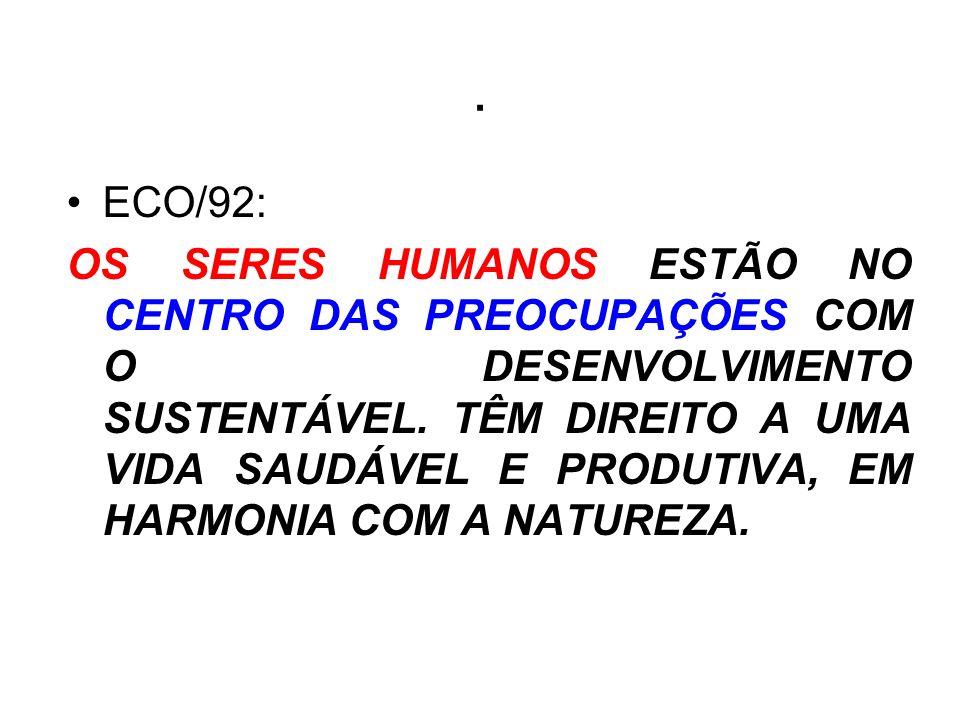 . ECO/92: