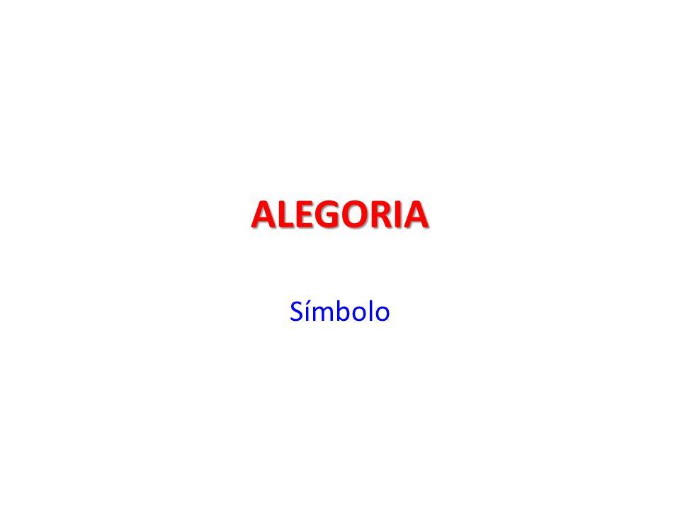 ALEGORIA Símbolo