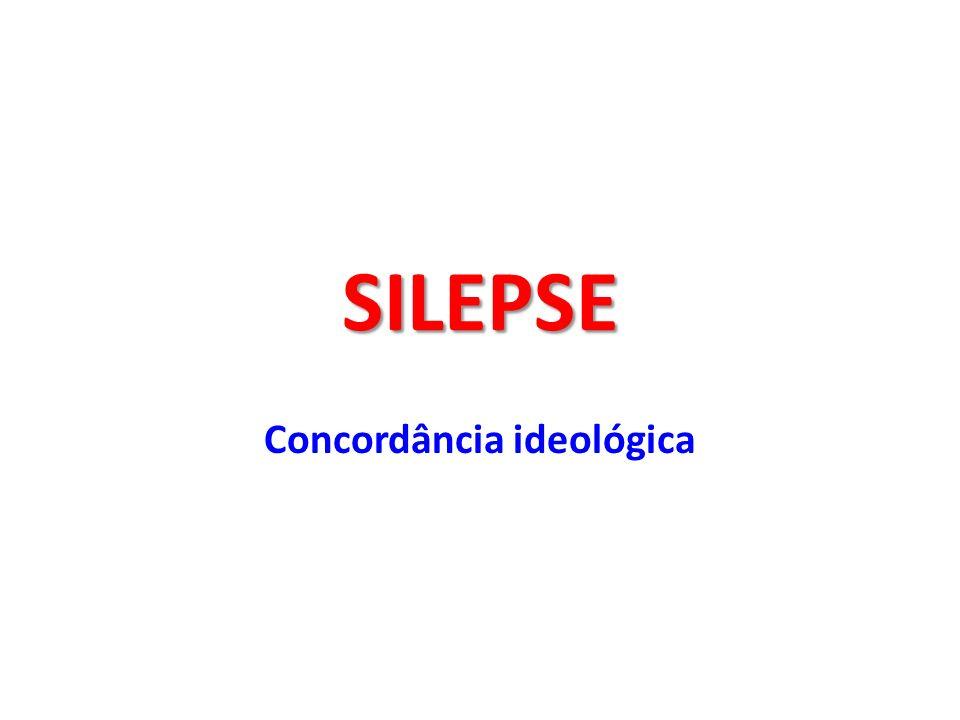 Concordância ideológica