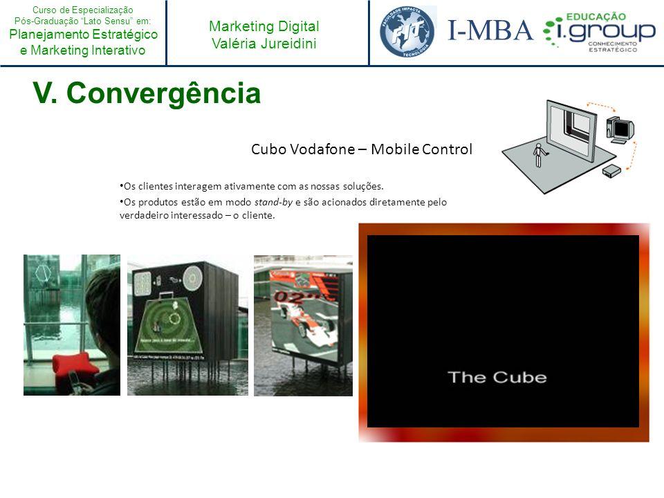 Cubo Vodafone – Mobile Control